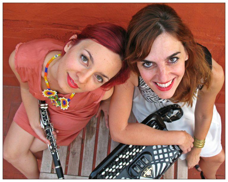 Carola Ortiz & Edurne Arizu Duo